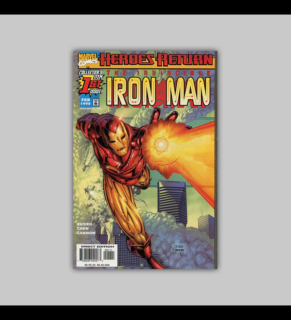Iron Man (Vol. 3) 1 1998
