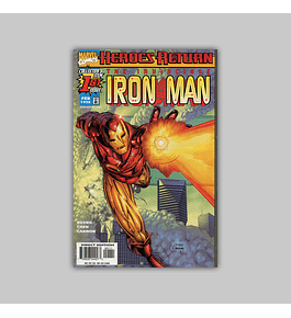 Iron Man (Vol. 3) 1 1998