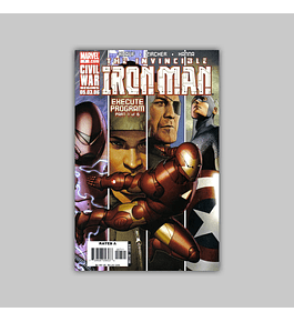Iron Man (Vol. 4) 7 2006