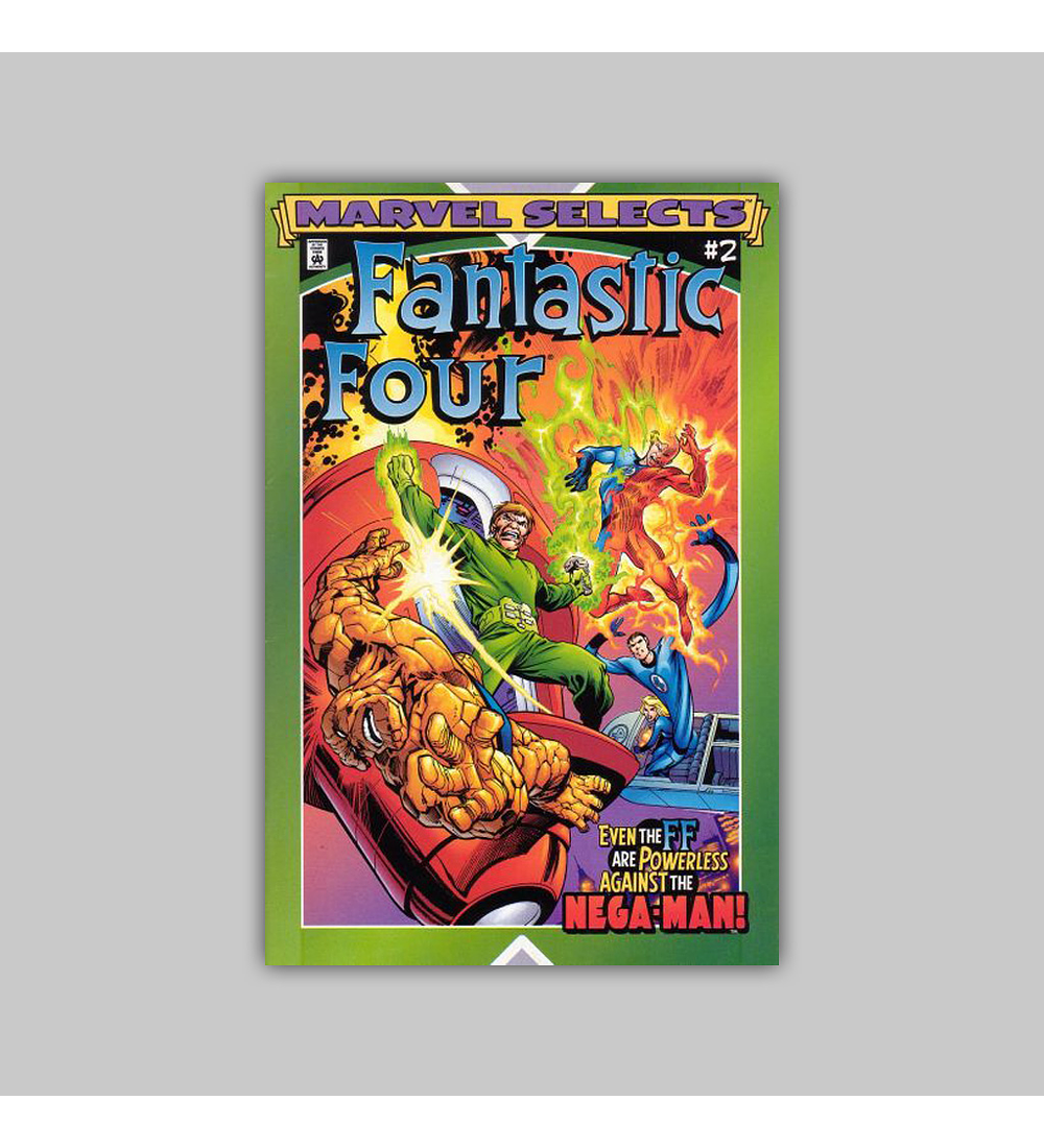 Marvel Selects: Fantastic Four 2 2000