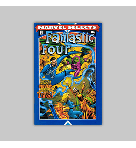Marvel Selects: Fantastic Four 4 2000