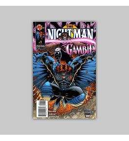 The Night Man/Gambit 1 1996