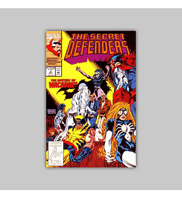 The Secret Defenders 3 1993