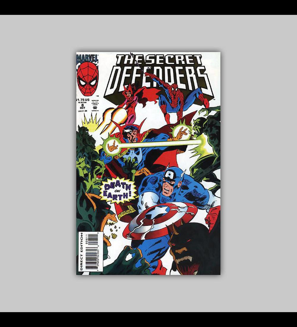 The Secret Defenders 8 1993