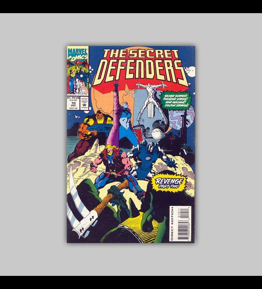 The Secret Defenders 10 1993