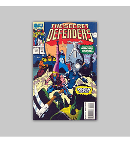 The Secret Defenders 10 1993