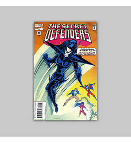 The Secret Defenders 22 1994
