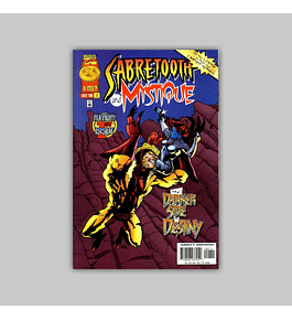 Sabretooth & Mystique (complete limited series) 1996