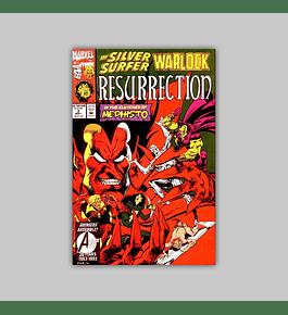Silver Surfer/Warlock: Resurrection 3 1993