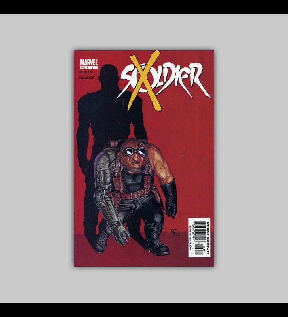 Soldier X 4 2002