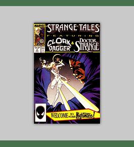 Strange Tales 4 1987
