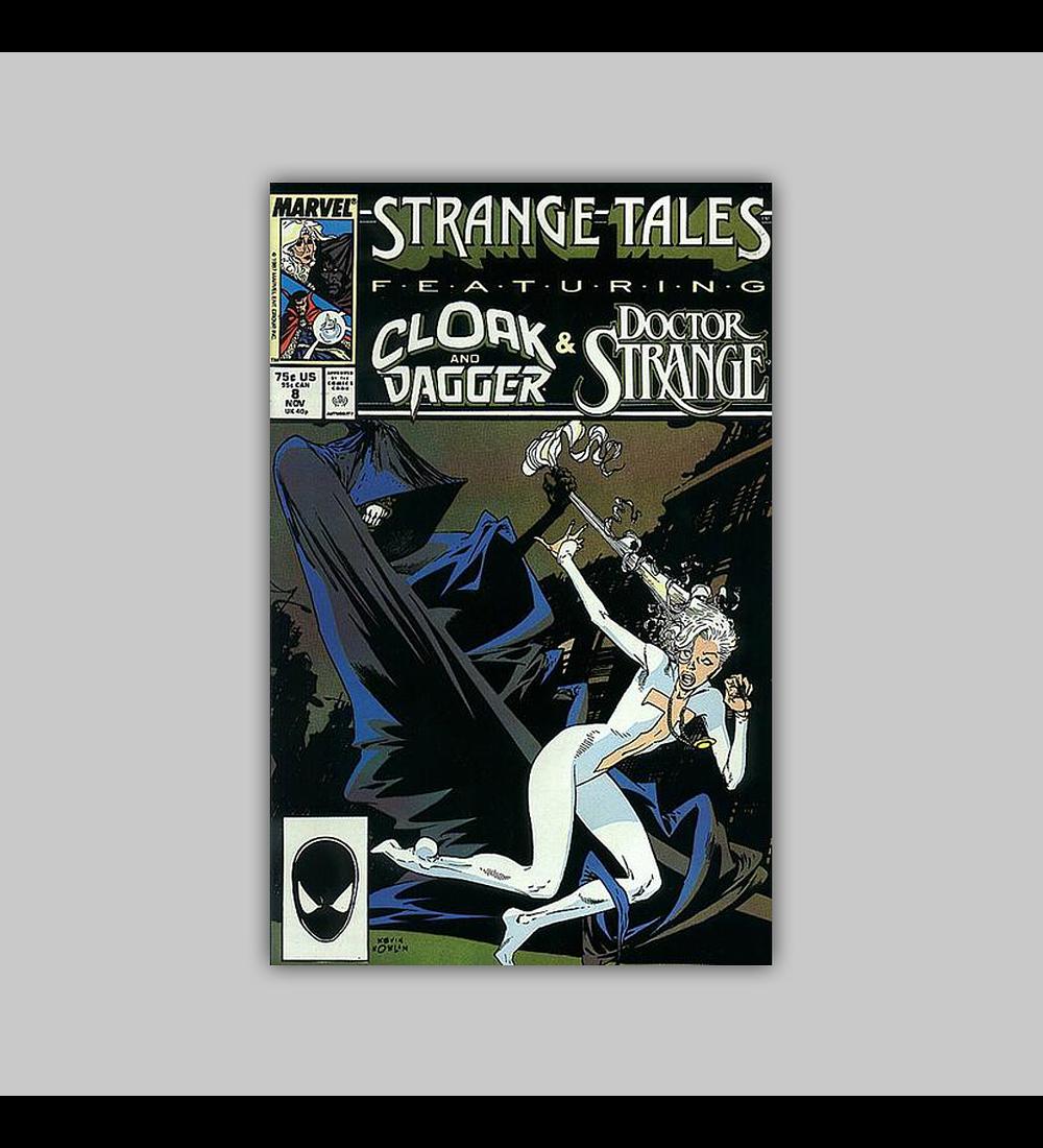 Strange Tales 8 1987