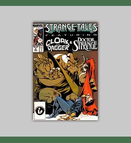 Strange Tales 6 1987
