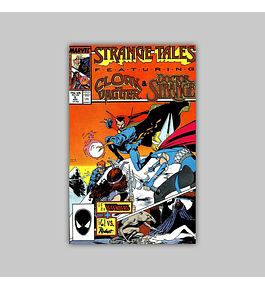 Strange Tales 5 1987