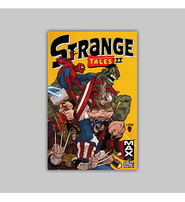 Strange Tales II (complete limited series) 2010