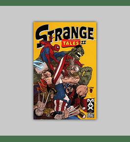 Strange Tales II (complete limited series) 2010