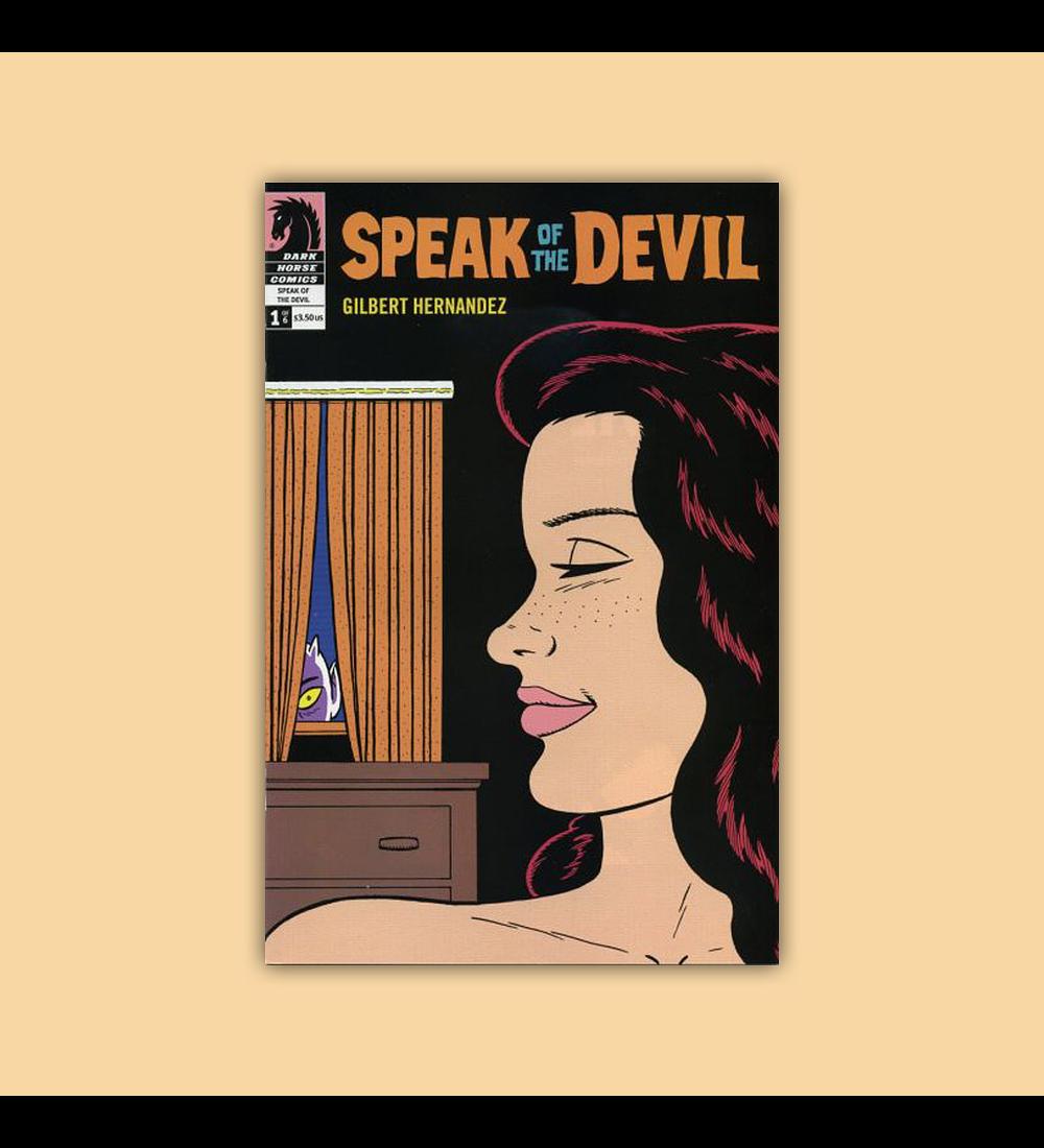 Speak of the Devil 1 2007