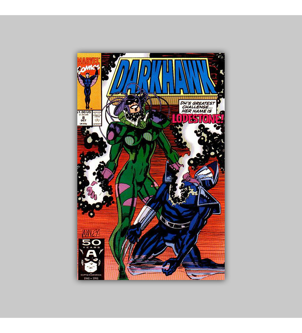 Darkhawk 8 1991