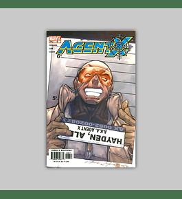 Agent X 6 2003