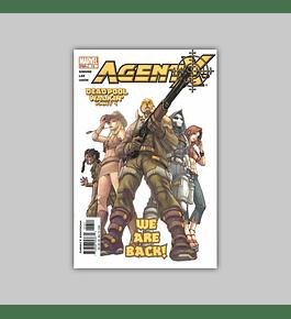 Agent X 13 VF (8.0) 2003