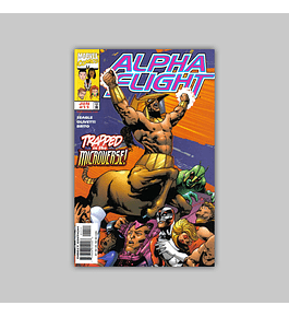 Alpha Flight (Vol. 2) 11 1998