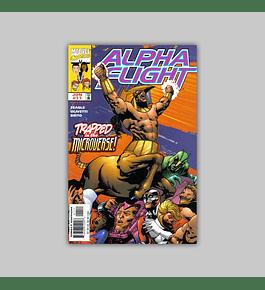 Alpha Flight (Vol. 2) 11 1998