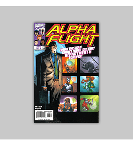 Alpha Flight (Vol. 2) 13 1998