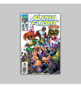 Alpha Flight (Vol. 2) 15 1998