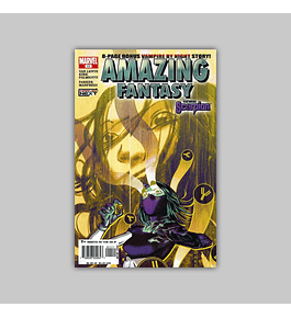 Amazing Fantasy 11 2005