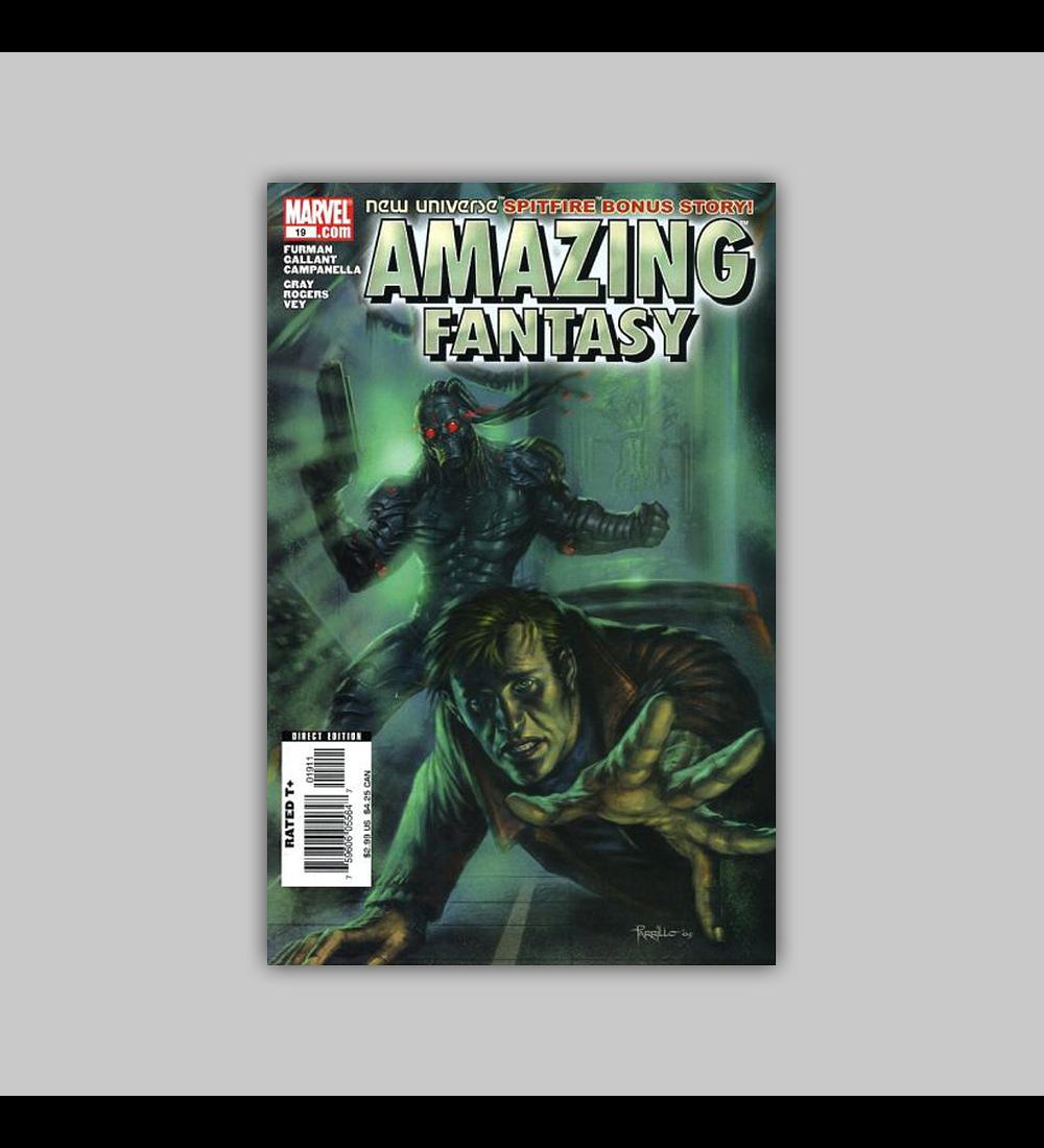 Amazing Fantasy 19 2006