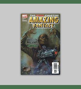 Amazing Fantasy 20 2006