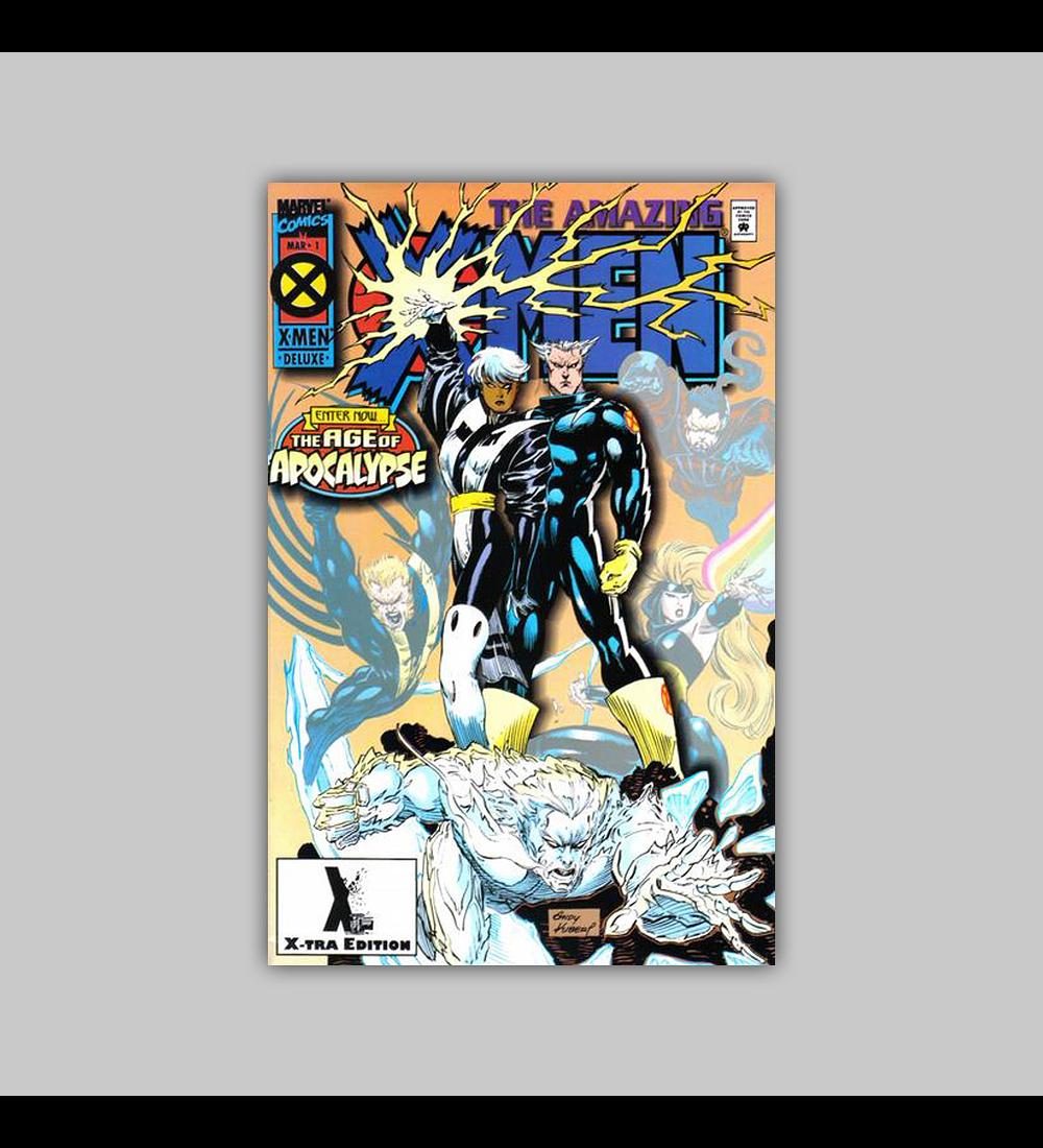 Amazing X-Men 1 2nd. printing 1995