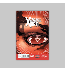 Amazing X-Men 18 2015