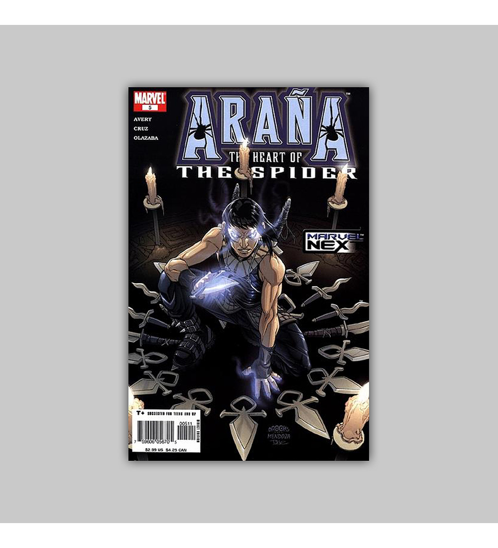 Araña: The Heart of the Spider 5 2005