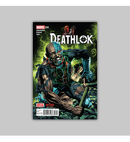 Deathlok (Vol. 3) 10 2015