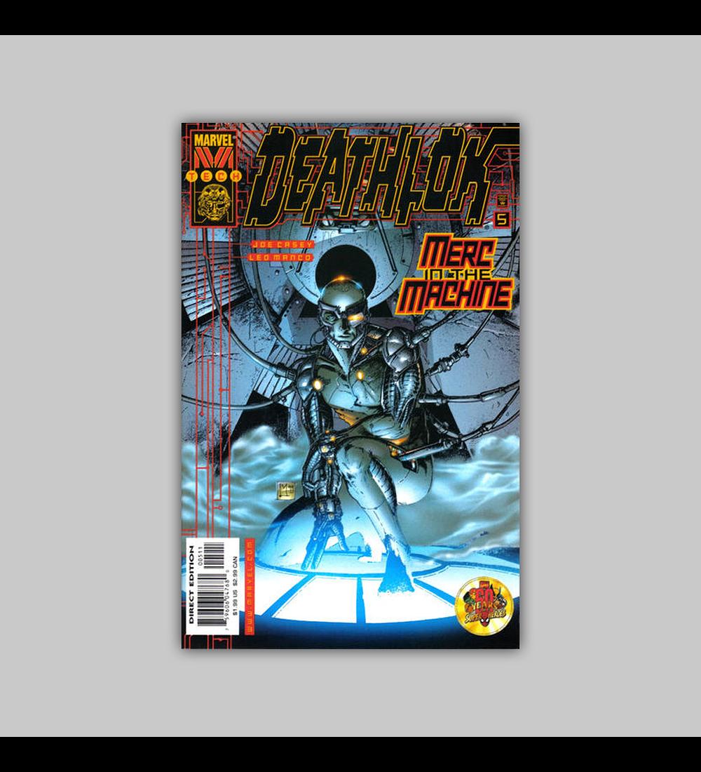 Deathlok 5 2000