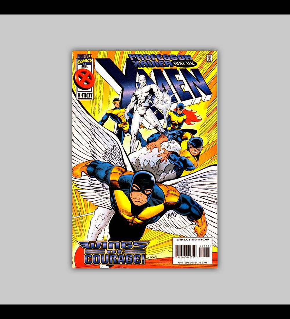 Professor Xavier and the X-Men 6 1996