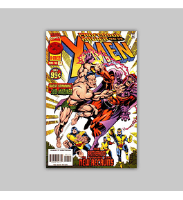 Professor Xavier and the X-Men 7 1996