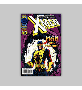 Professor Xavier and the X-Men 17 1997