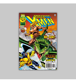 Professor Xavier and the X-Men 11 1996