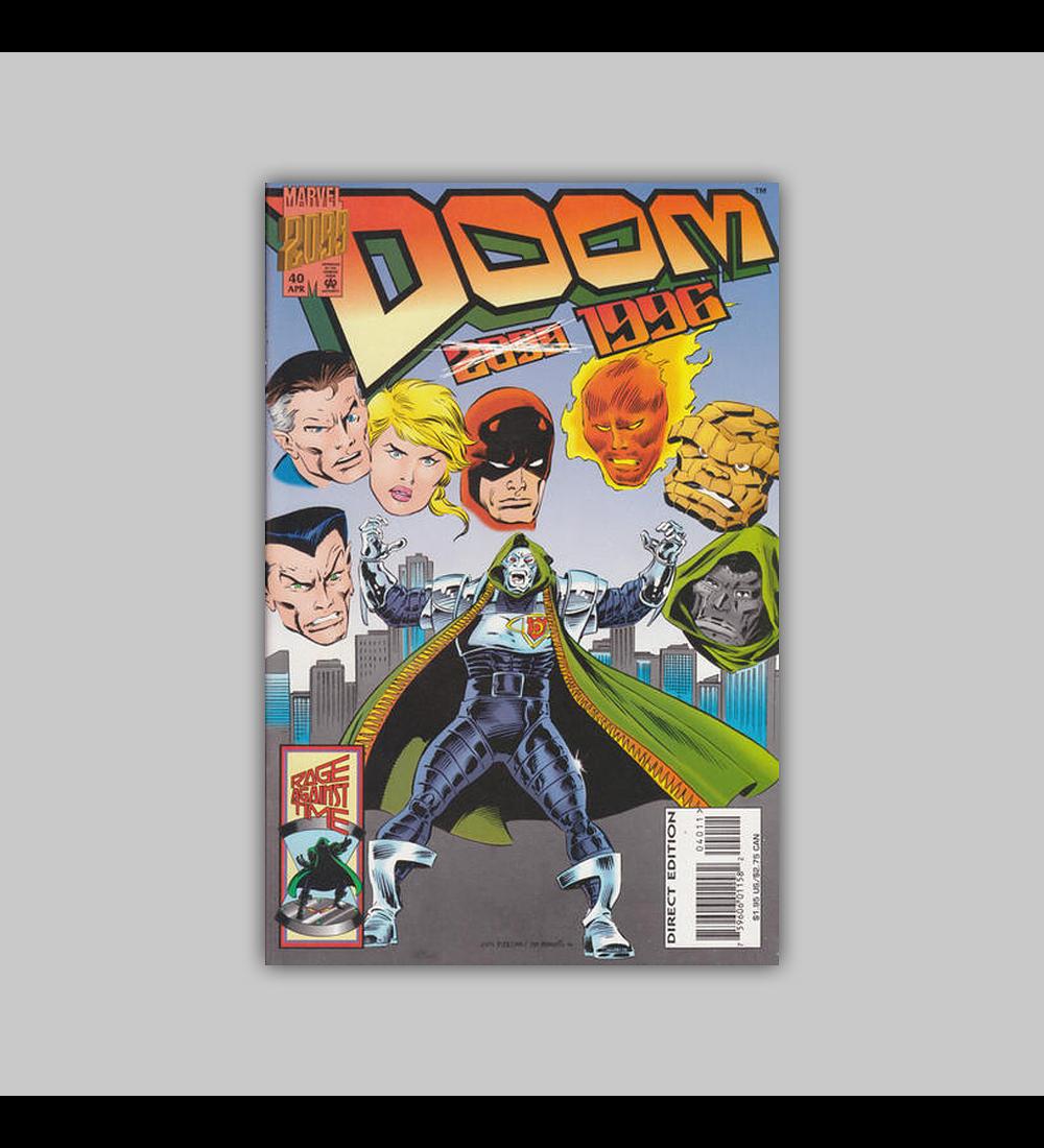 Doom 2099 40 1996