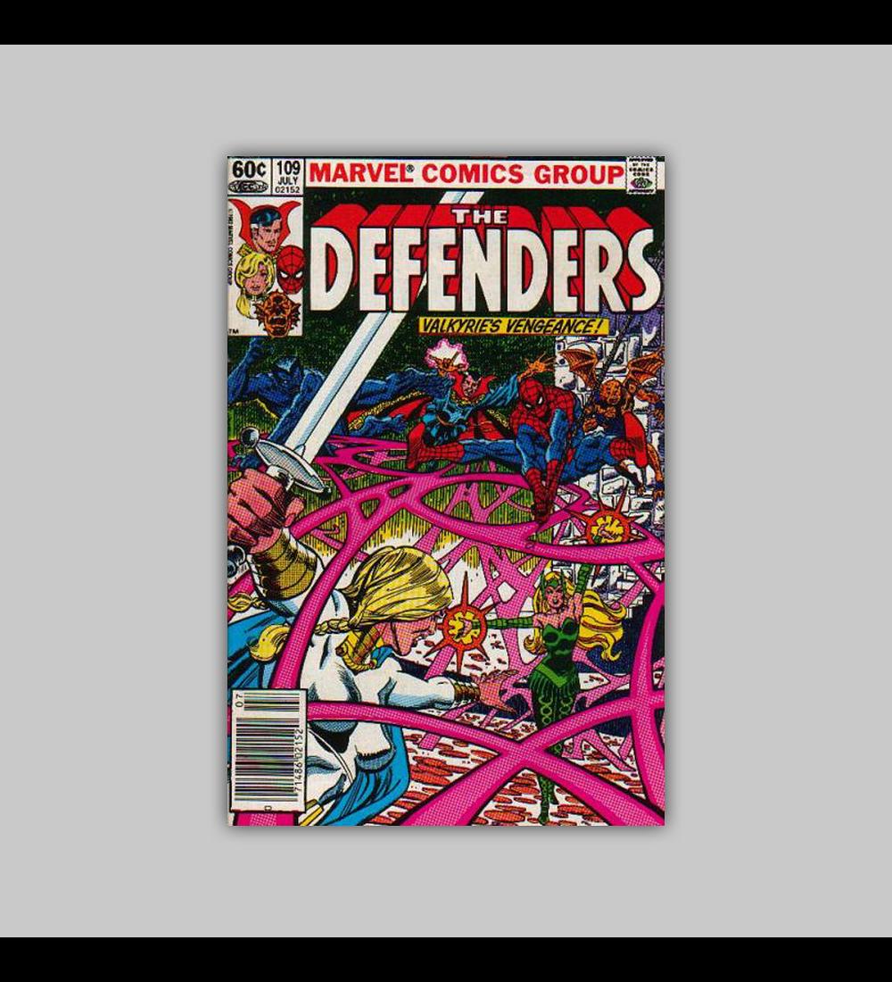 Defenders 109 1982