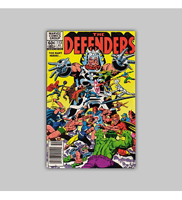 Defenders 113 VF/NM (9.0) 1982
