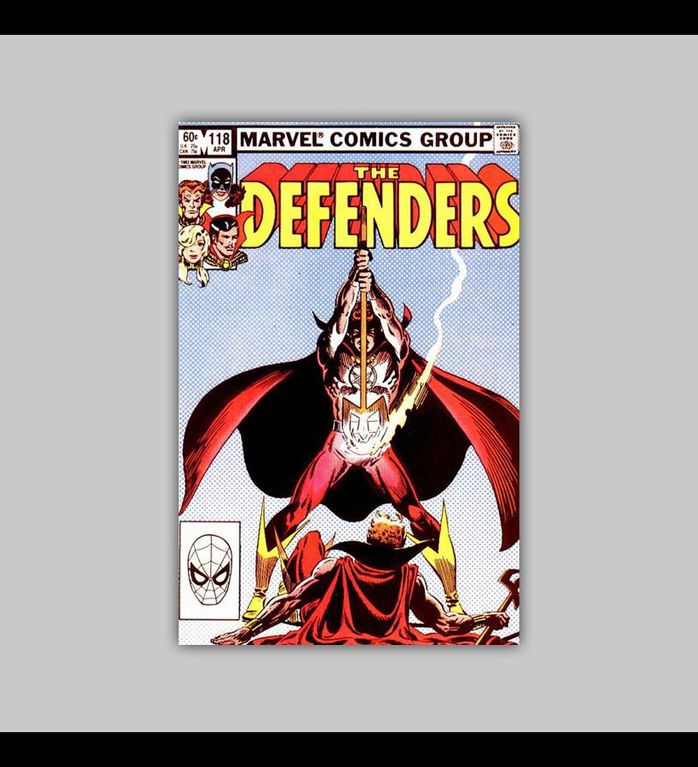 Defenders 118 NM (9.4) 1983