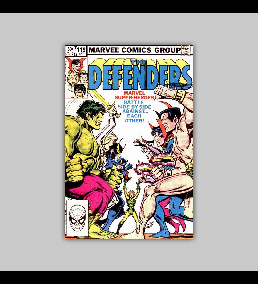 Defenders 119 NM (9.4) 1983