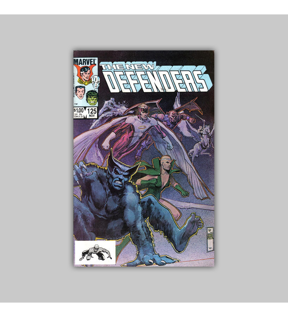 Defenders 125 1983