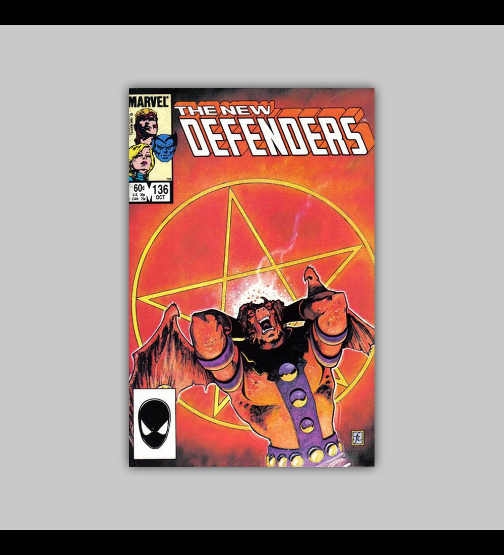 Defenders 136 1984