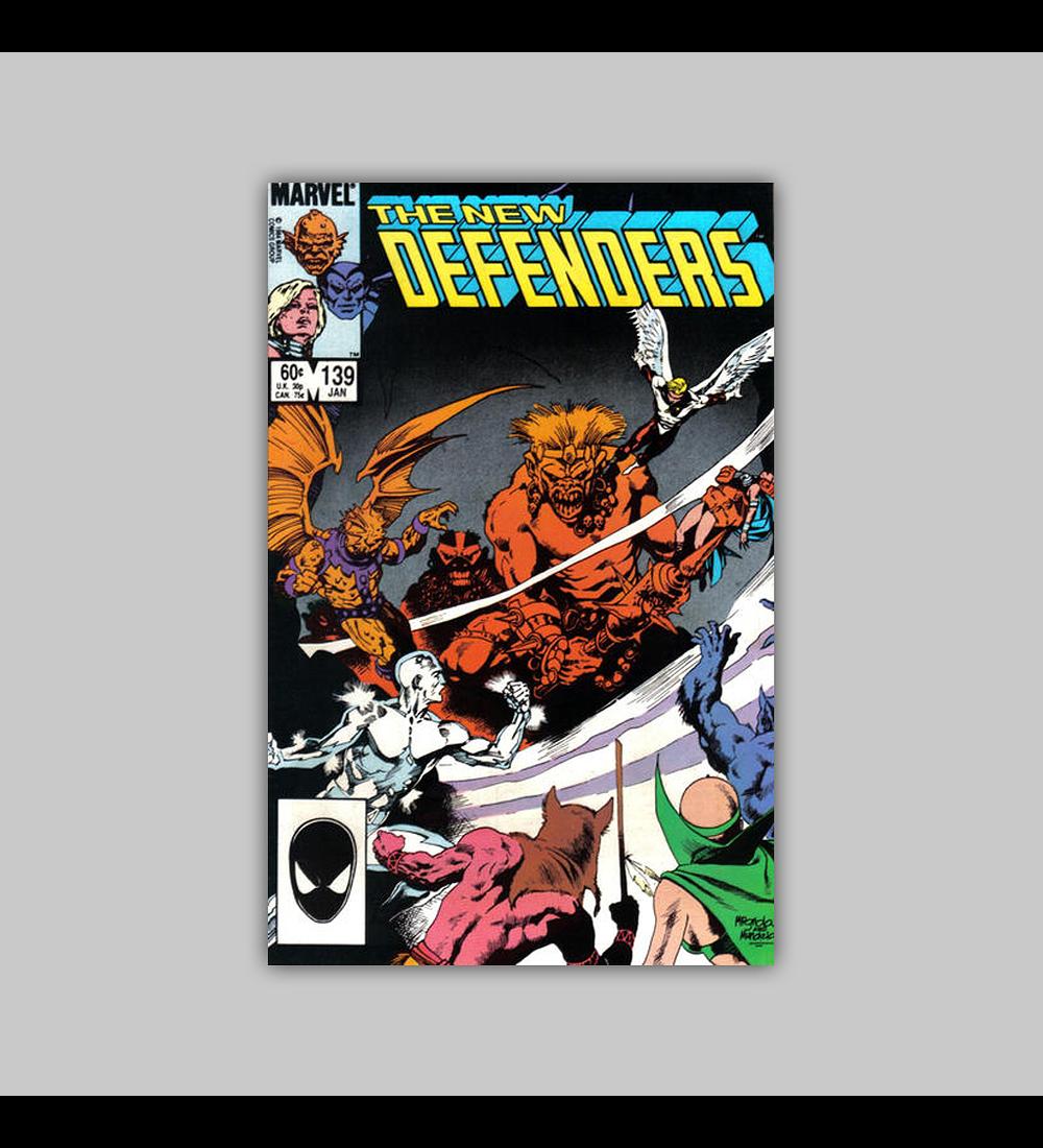 Defenders 139 VF/NM (9.0) 1985
