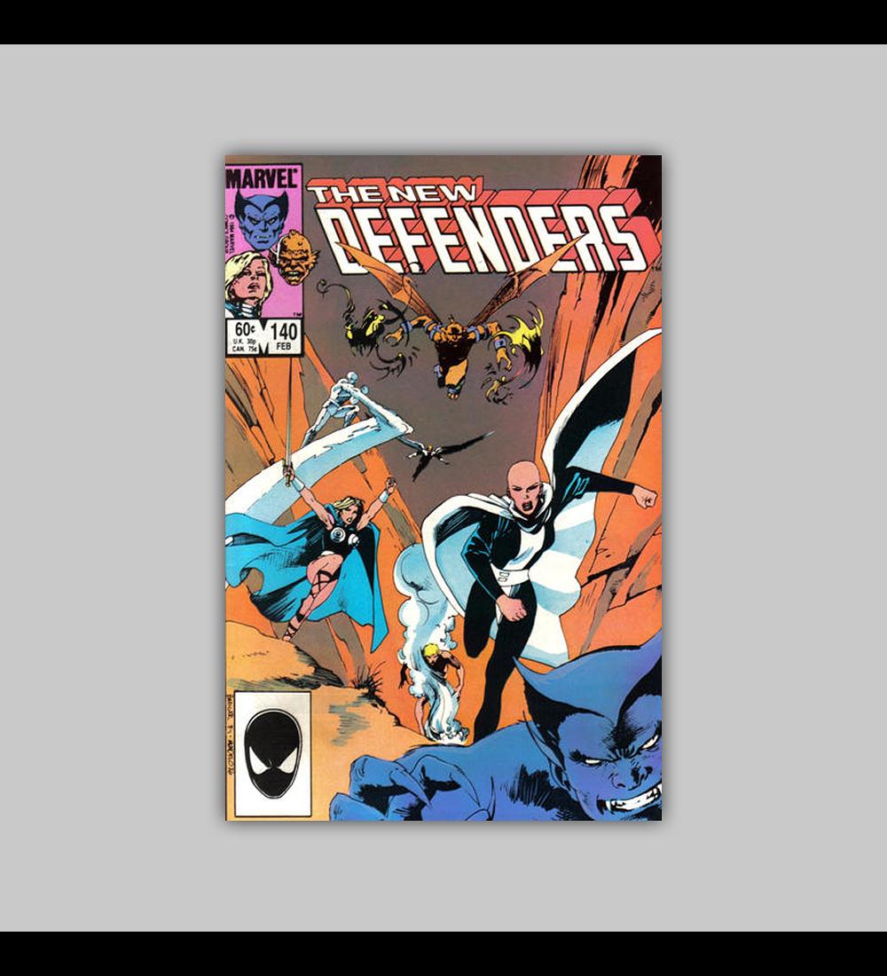Defenders 140 VF/NM (9.0) 1985