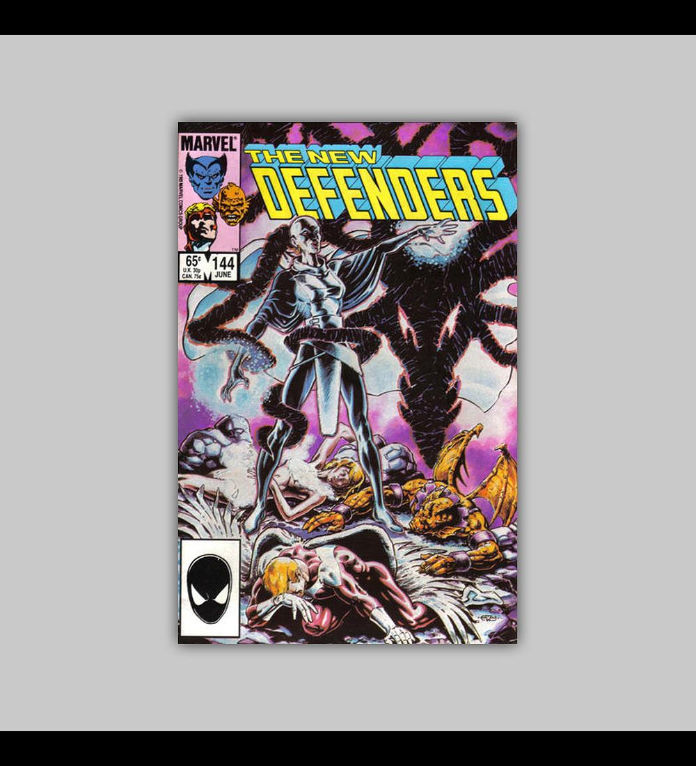 Defenders 144 VF/NM (9.0) 1985